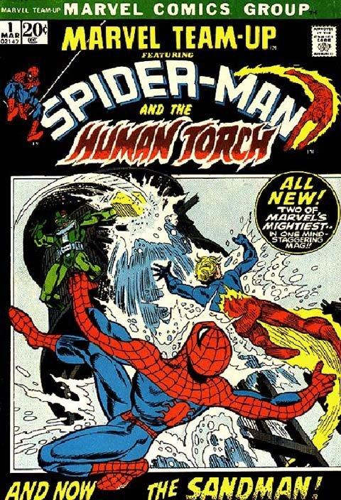 Marvel Team Up (Vol. 1 – 3) + Ultimate Marvel Team-Up (#1 – 16)