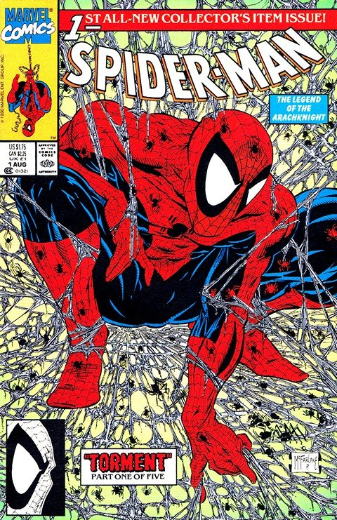 Peter Parker – Spider-Man (Collection) (1990-2012)