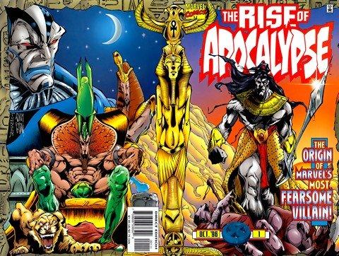 Rise of Apocalypse #1 – 4