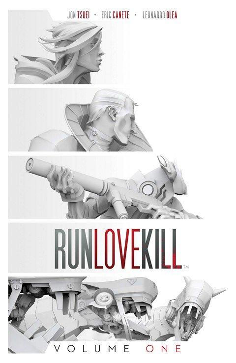 RunLoveKill Vol. 1 (TPB)