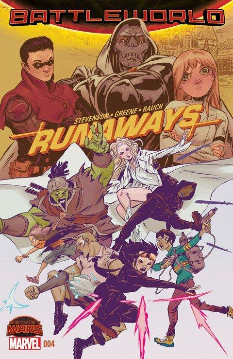 Runaways #4