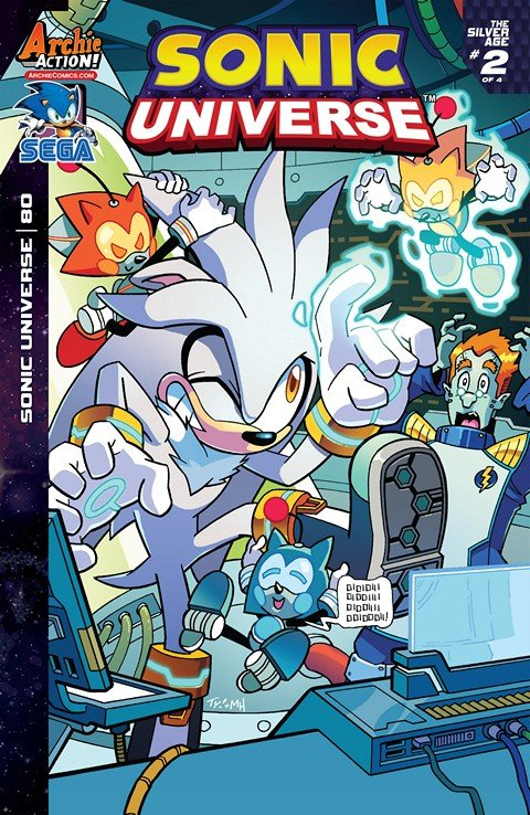 Sonic Universe #78 – 80
