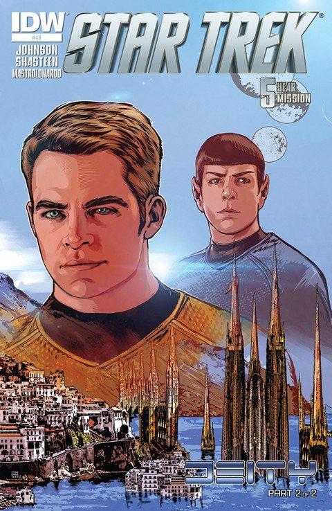 Star Trek #49