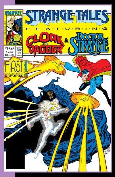 Strange Tales Vol. 2 #1 – 19 (1987-1988)
