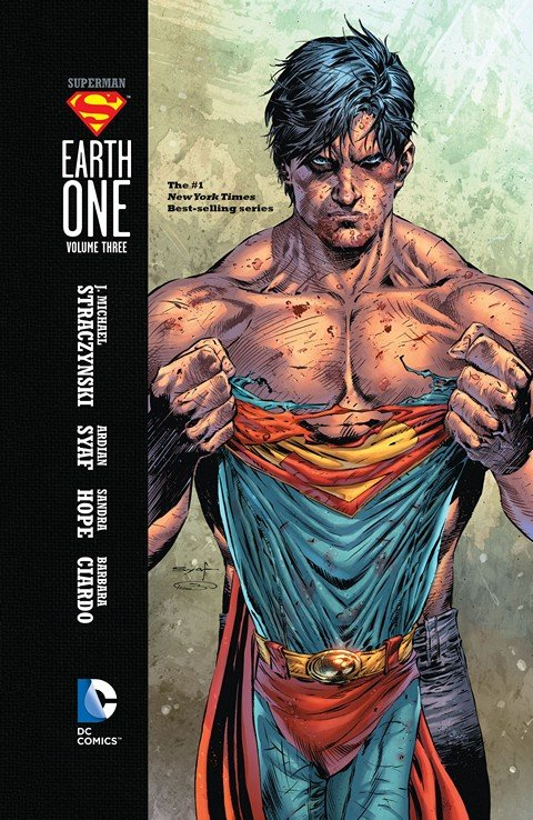 Superman – Earth One Vol. 3