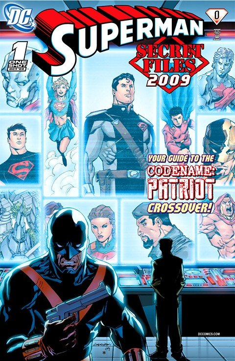 Superman Secret Files 2009 #1