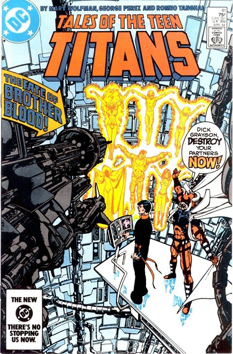 Tales Of The Teen Titans Vol. 1 #41 – 91