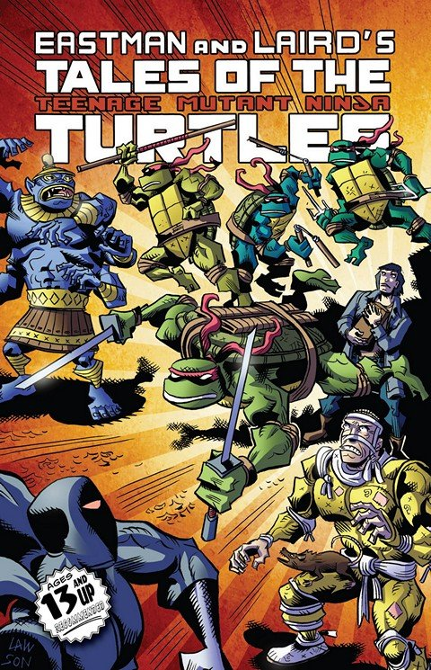 Tales of the Teenage Mutant Ninja Turtles Vol. 1 – 3 (TPB)