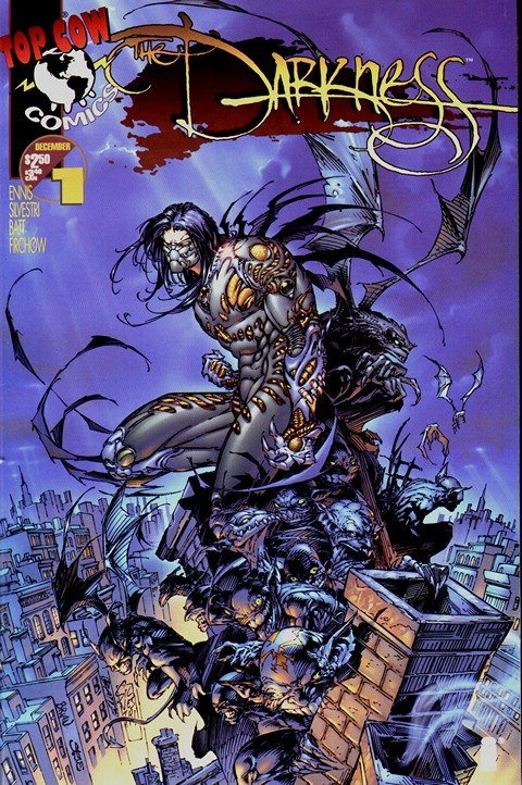 The Darkness #0 – 115 + Crossovers, One-shots & Extras