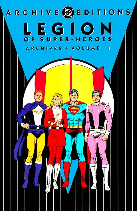 The Legion of Super-Heroes Archives Vol. 1 – 2