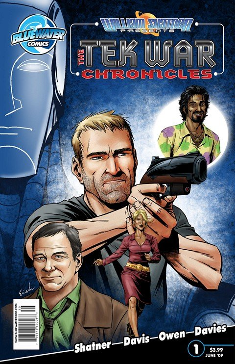 The Tek War Chronicles #1 – 8