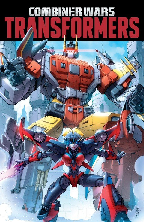 The Transformers – Combiner Wars