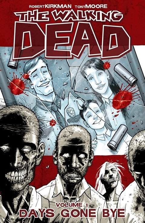 The Walking Dead Vol. 1 – 26  (TPB) + Extras (Ultimate Collection)