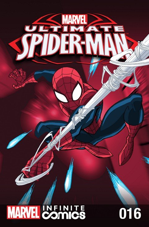 Ultimate Spider-Man Infinite Comic #1 – 16