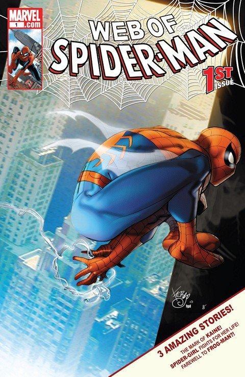 Web of Spider-Man Vol. 1 – 2 + Annuals