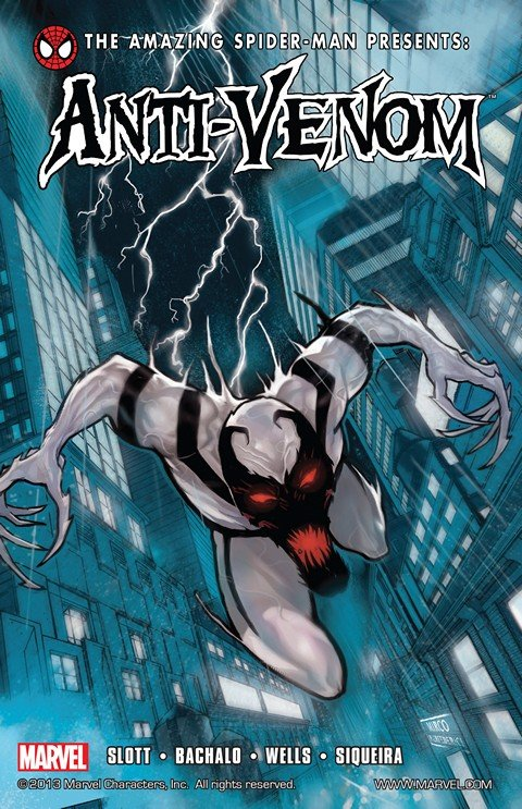 Amazing Spider-Man Presents – Anti-Venom – New Ways to Live #1-3