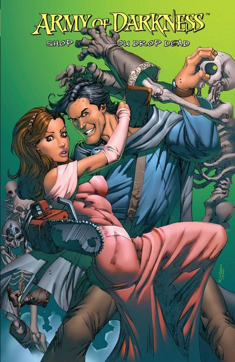 Army Of Darkness Shop Til You Drop Dead (TPB)
