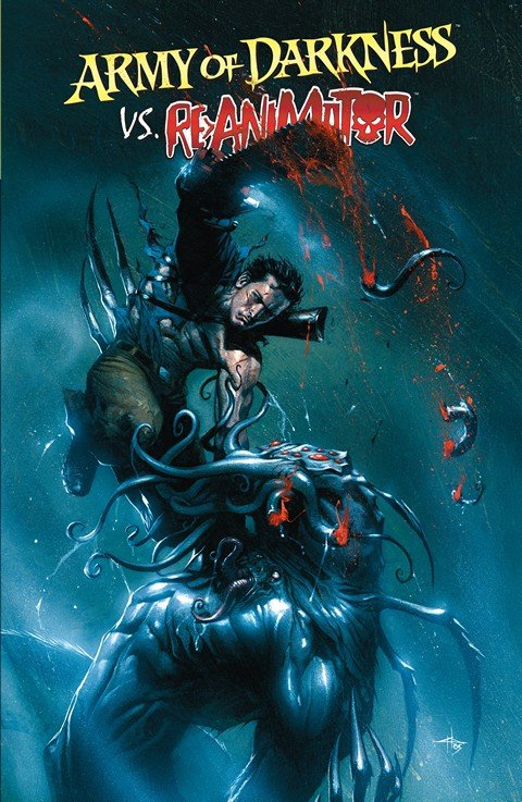 Army Of Darkness Vs ReAnimator (TPB)