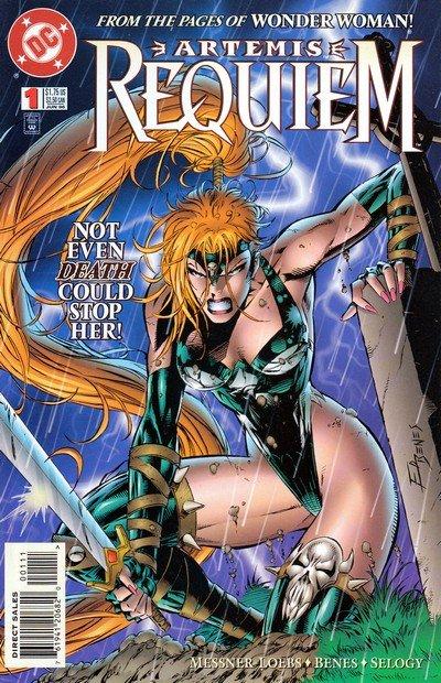 Artemis – Requiem #1 – 6 (1996)