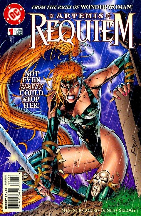 Artemis Requiem #1 – 6