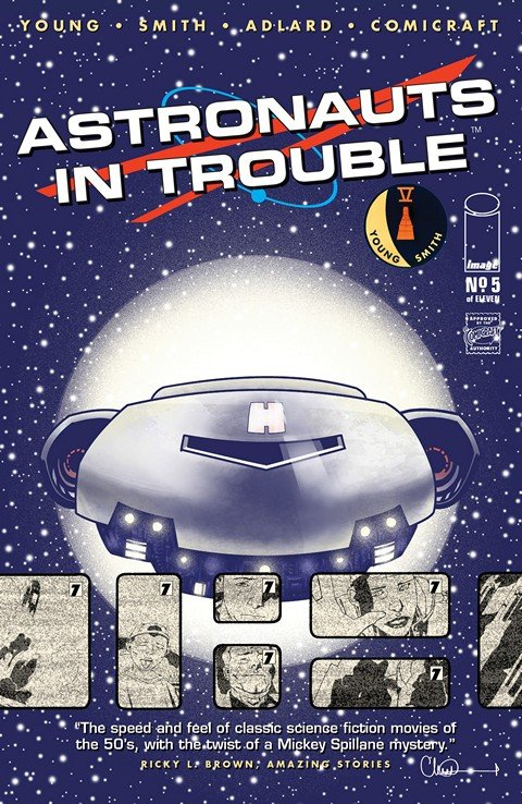 Astronauts In Trouble #1 – 5