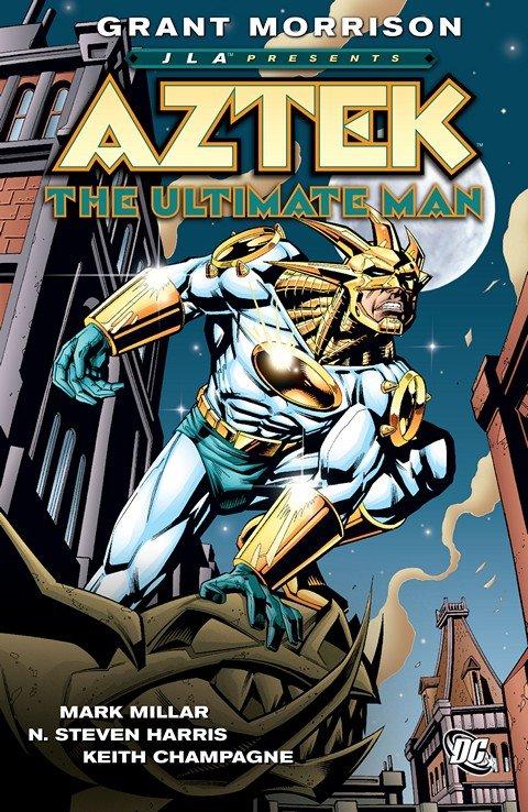 Aztek – The Ultimate Man #1 – 10
