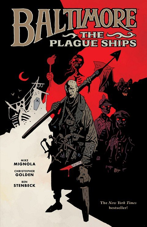 Baltimore Vol. 1 – The Plague Ships