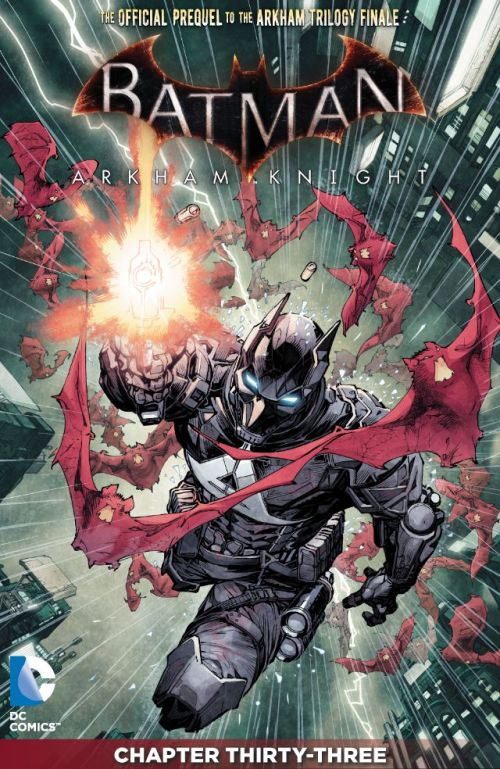 Batman – Arkham Knight #33
