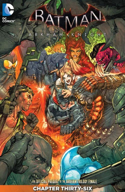 Batman – Arkham Knight #36