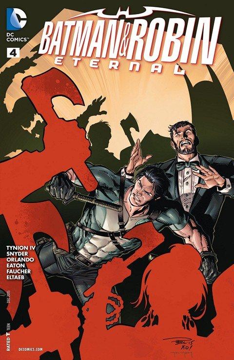 Batman & Robin Eternal #4