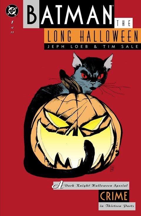 Batman – The Long Halloween #1 – 13 (1996-1997)