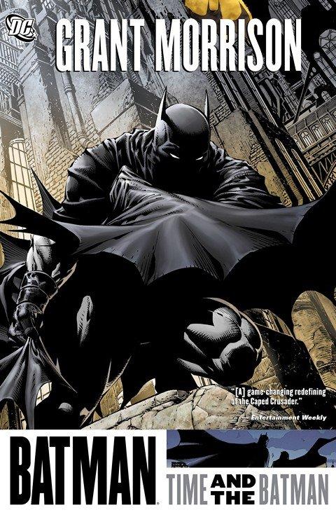 Batman – Time and the Batman