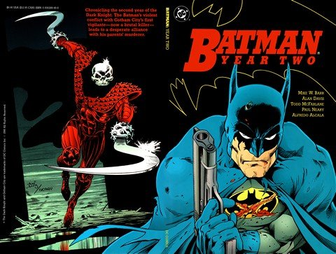 Batman – Year Two (TPB)