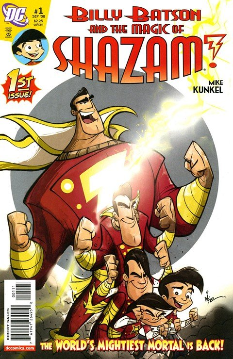 Billy Batson & the Magic of SHAZAM #1 – 12