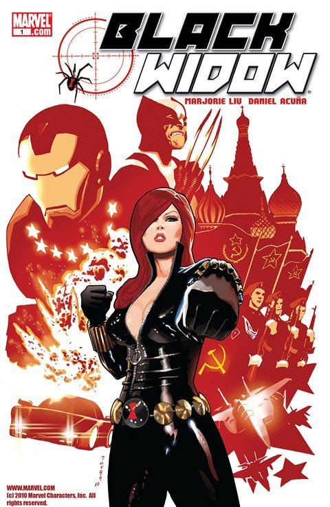 Black Widow 1 Vol. 1 – 7 (Collection) (1999-2010)