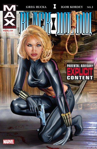 Black Widow – Pale Little Spider #1 – 3 (2002)