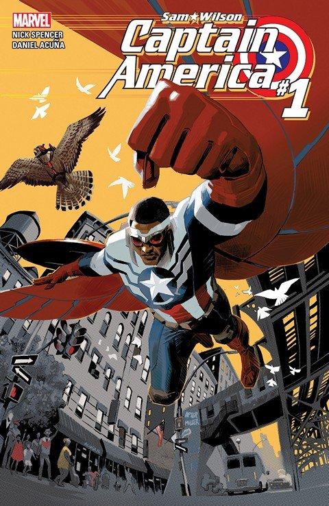 Captain America – Sam Wilson #1