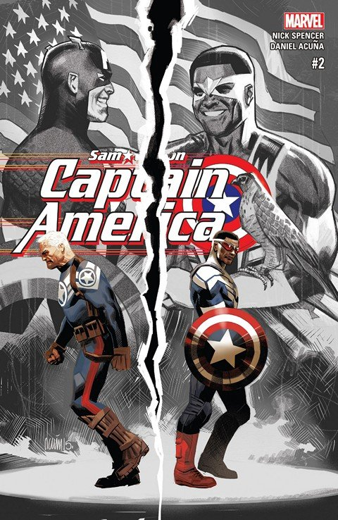 Captain America – Sam Wilson #2