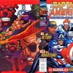 Captain America – Sentinel Of Liberty #1 – 12 + Extras (1998-1999)