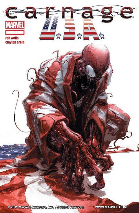 Carnage, U.S.A. #1 – 5