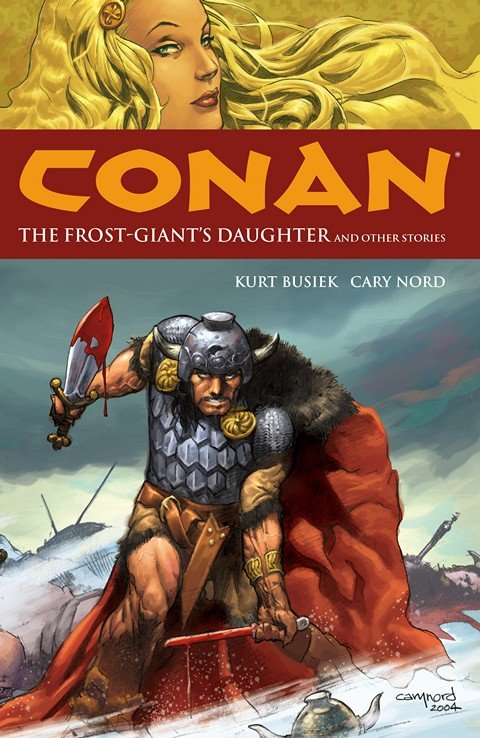 Conan Vol. 1 – The Frost-Giant's Daughter and Other Stories