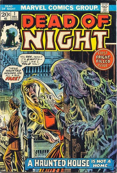 Dead of Night Vol. 1 #1 – 11
