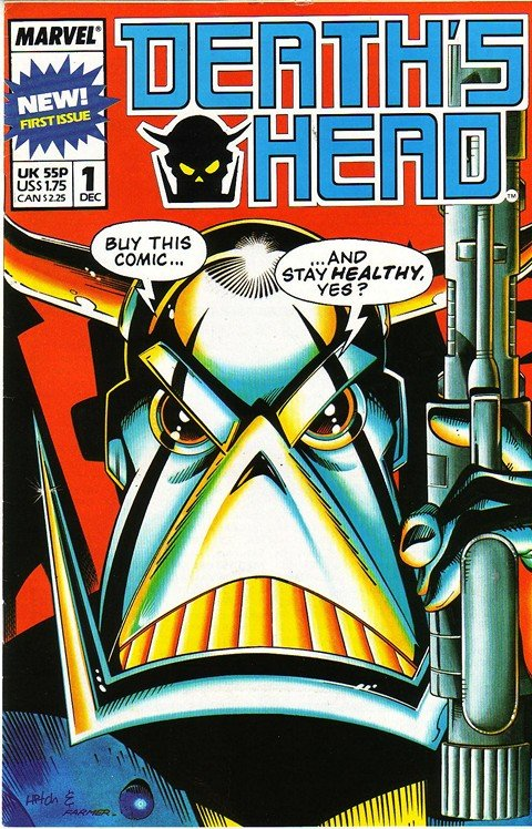 Death's Head (Story Arc) (Collection)