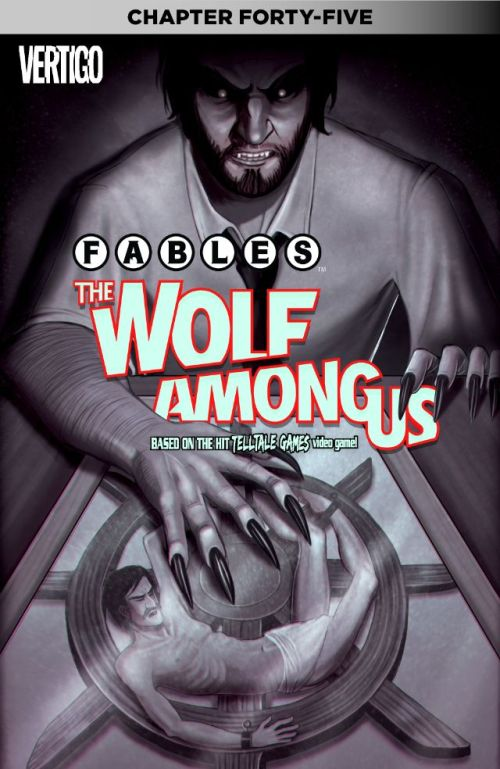 Fables – The Wolf Among Us #45