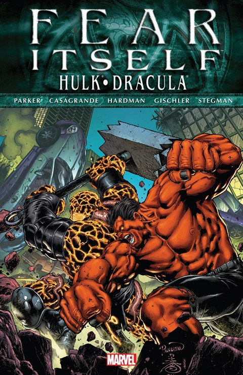 Fear Itself – Hulk-Dracula (TPB) (2012)