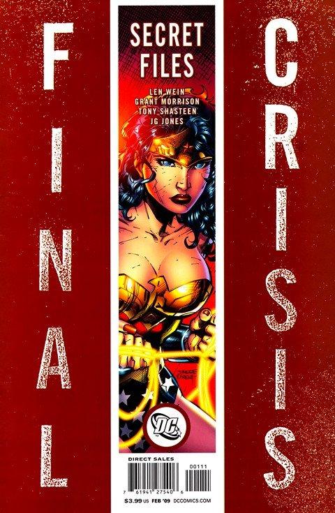 Final Crisis – Secret Files #1 (2009)