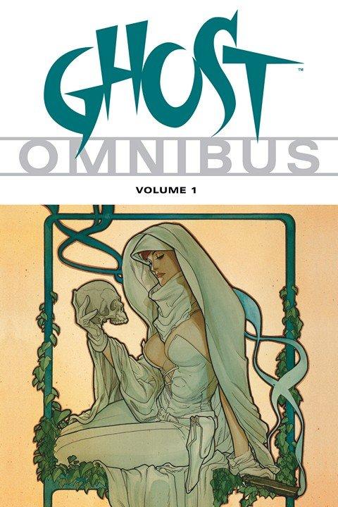 Ghost Omnibus Vol. 1 – 5 (2008-2014)