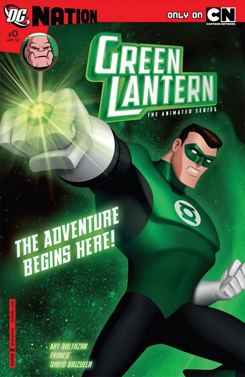 Green Lantern – The Animated Series #0 – 14