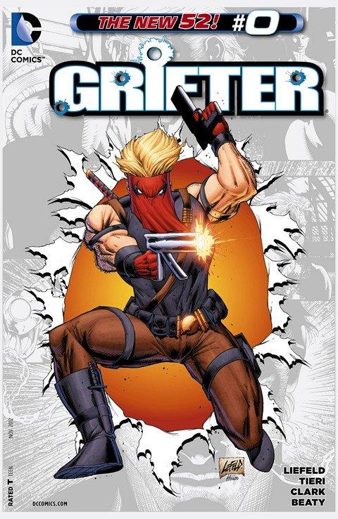 Grifter Vol. 1 – 3 + Extras – Inc. Team 7 (1994-2013)