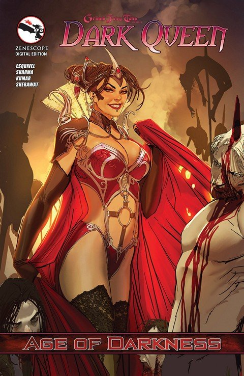Grimm Fairy Tales – Age Of Darkness